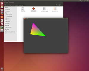 Ubuntu-screenshot-glx