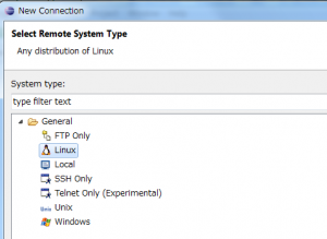 select_remote_system_type