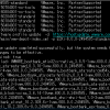 ESXi 6.0u2 へのアップグレード