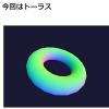 WordPress の記事の中に WebGL (3)