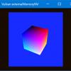 Vulkan へ DirectX11 テクスチャをインポート